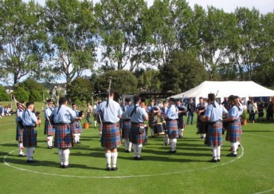 New Zealand National Championships Dunedin 2007