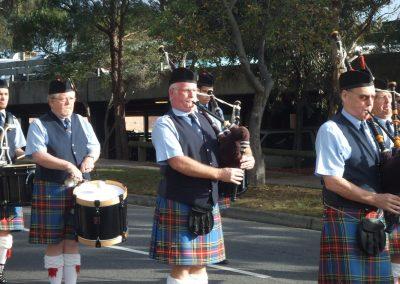 Greensborough ANZAC Day Parade '10
