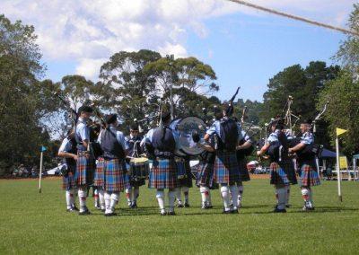 Daylesford Highland Gathering '10