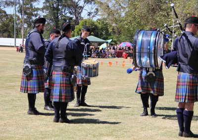 Daylesford Highland Gathering 2016